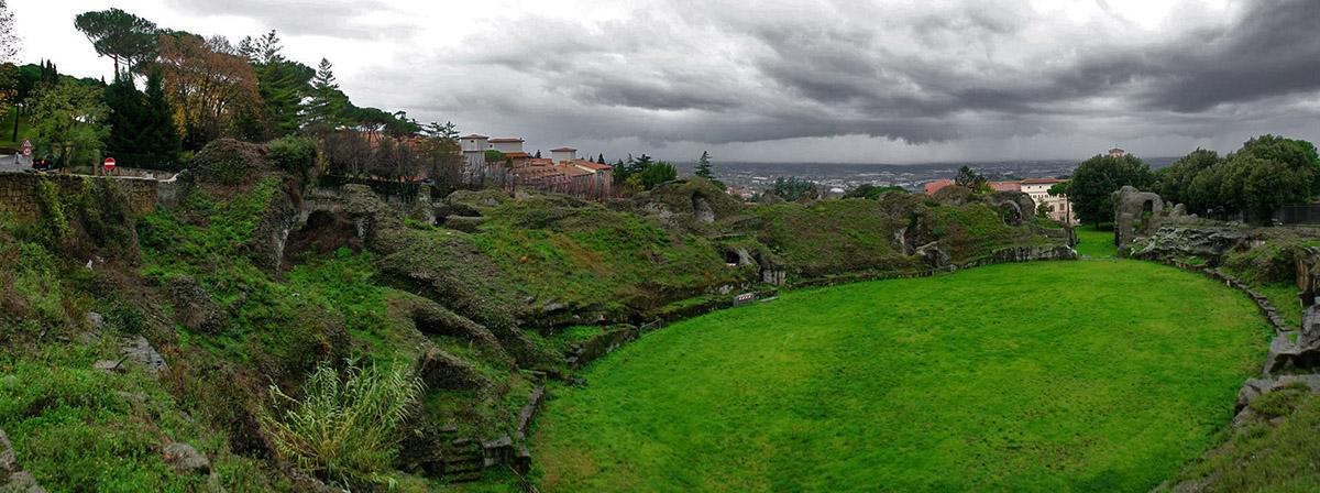 Anfiteatro di Albano