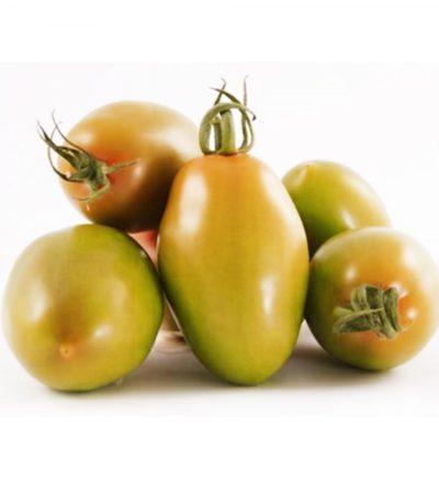Contorno di pomodori verdi fritti al rosmarino
