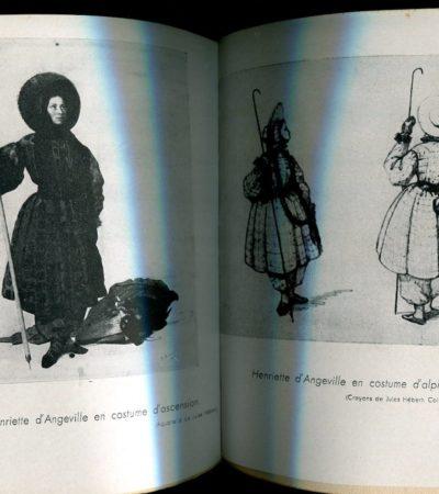 Henriette D'Angeville, la contessa che scalò il Monte Bianco