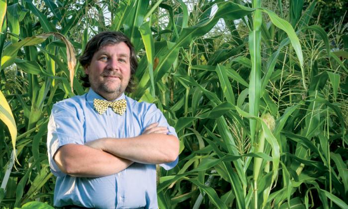 A seminar la buona pianta Luca Mercalli