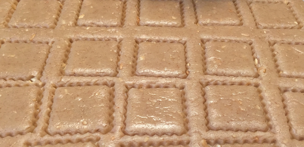 biscotti vegani al burro di arachidi biologico