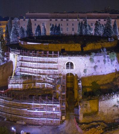 Mausoleo di Augusto: ultima dimora del primo imperatore