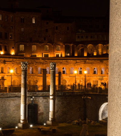 Mercati di Traiano, volto moderno dell'antica Roma