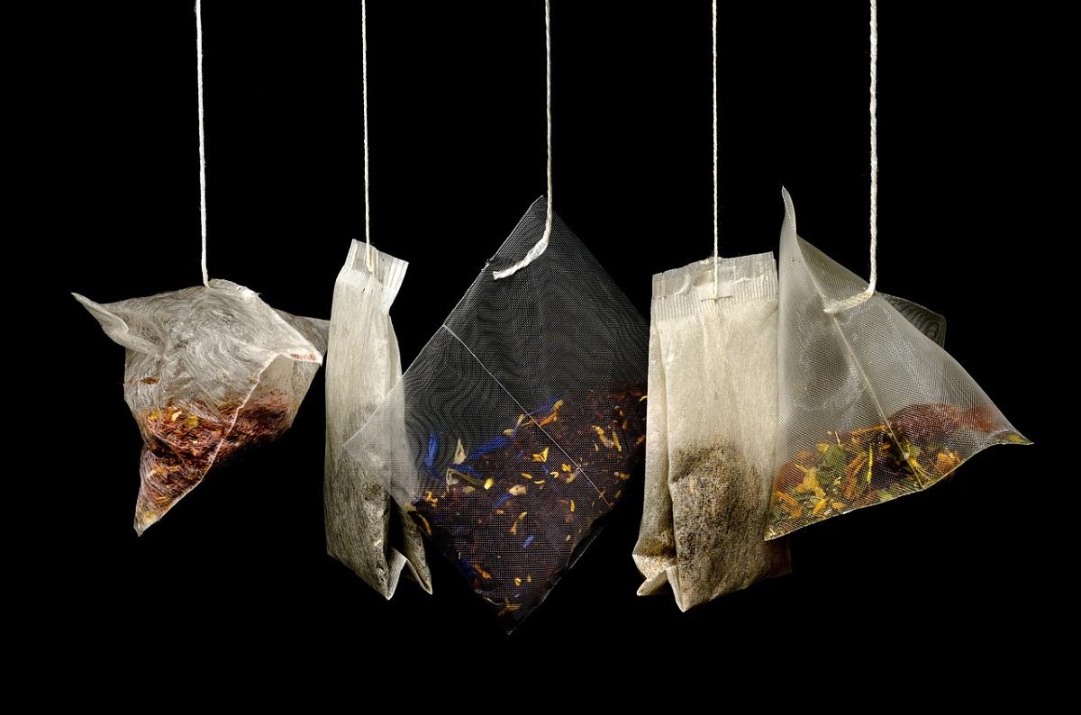 tè infusi
