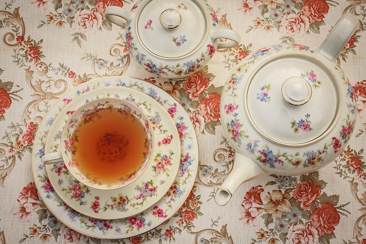 utensili strumenti da tè