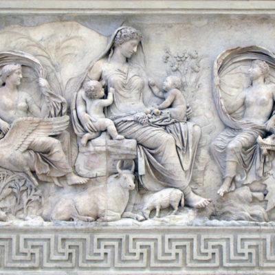 Ara Pacis, celebrando la pace di Augusto