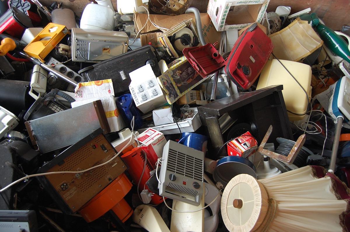 e-waste rifiuti