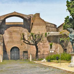 Terme di Diocleziano, l'ultimo splendore