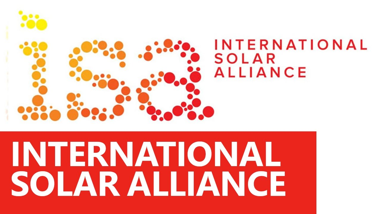 Logo International Solar Alliance
