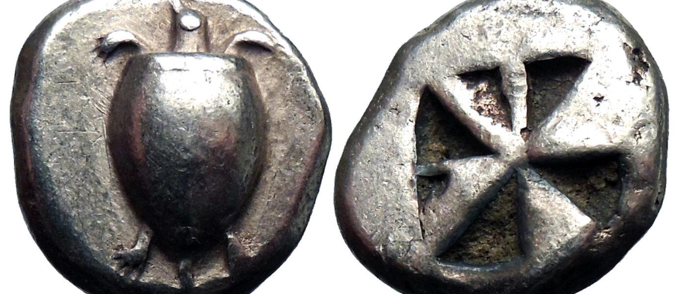Le tartarughe sulle monete tutto ebbe inizio sull 39 isola for Tutto per le tartarughe