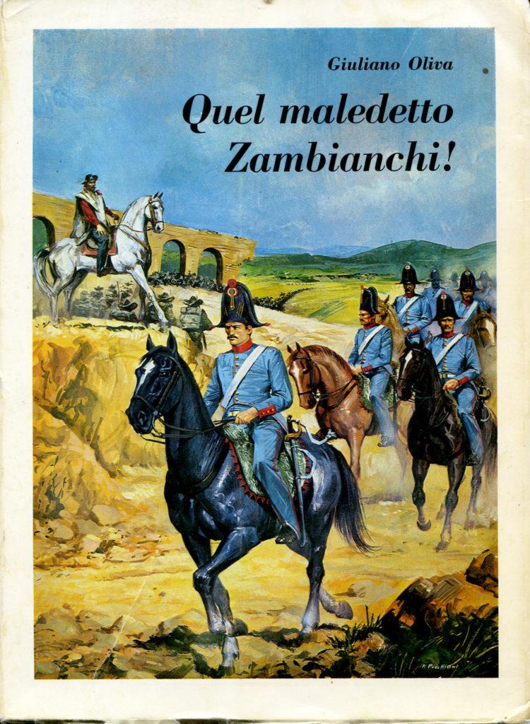 copertina del libro quel maledetto zambianchi