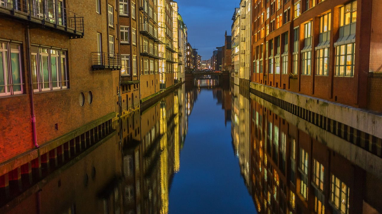Amburgo, otto cose da fare in due giorni