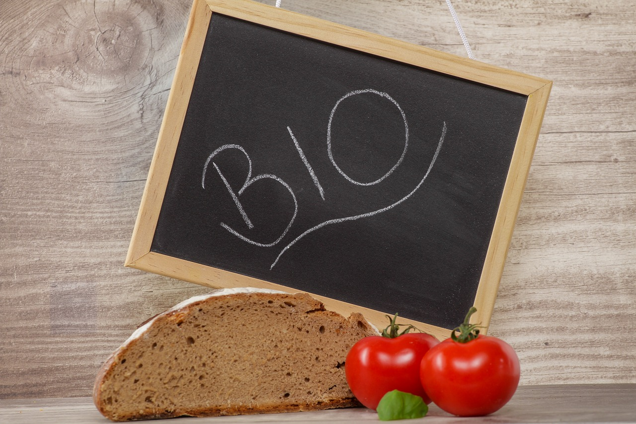 alimenti per dieta bio