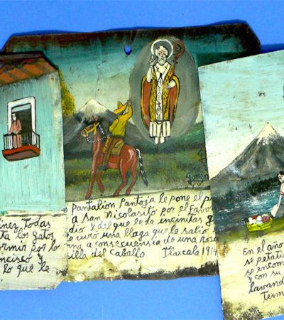 I retablos: tra fede e superstizione