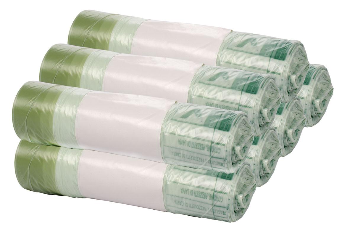 sacchetti biodegradabili della spesa