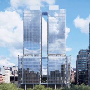 Primo condominio zero waste a New York