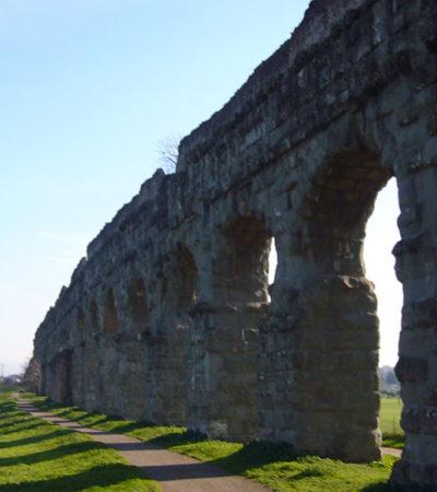 Acquedotti: testimoni delle nozze tra Roma e l'acqua