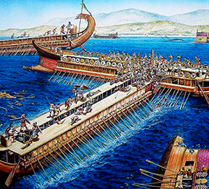 Navi e mari: Roma regina del Mediterraneo