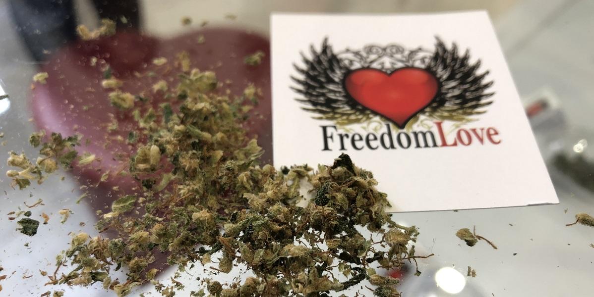 vendita di marijuana
