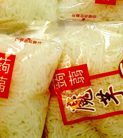 Shirataki: la pastasciutta per chi vuole dimagrire