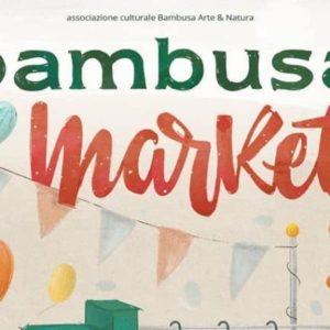 Bambusa Market, l'artigianato in giardino