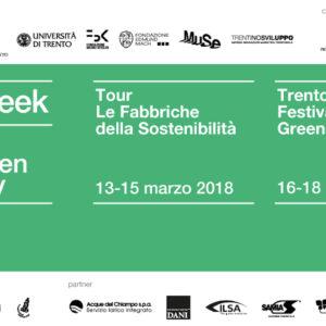 Green week riporta a Trento il festival della Green Economy