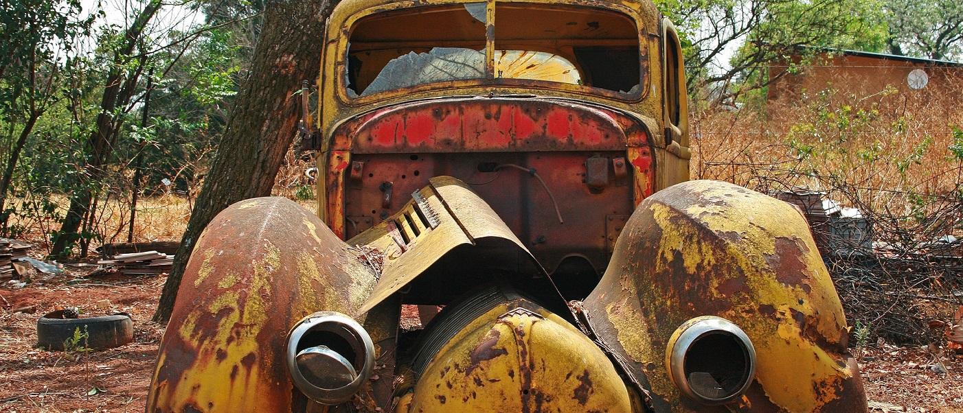 mal d'auto vecchia