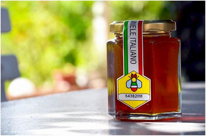 marchio di miele italiano FAI