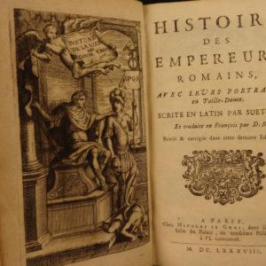 Antichi tipi da biblioteca: Svetonio e Galeno