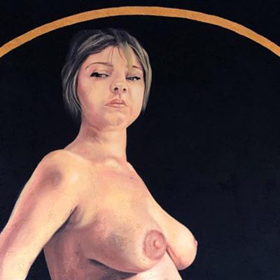 Violetta Carpino: un murale per Chiara Insidioso contro la violenza di genere