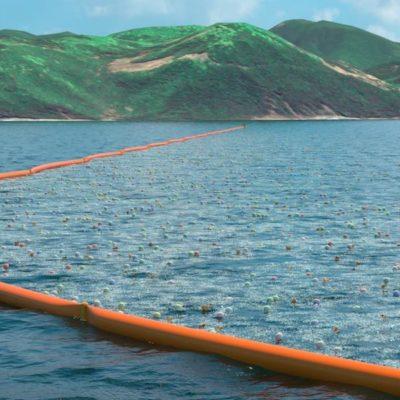 The Ocean Cleanup: ripulire gli oceani dalla plastica