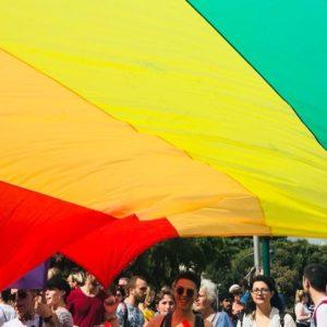"""Roma Pride 2018, mezzo milione di persone per la """"resistenza arcobaleno"""""""