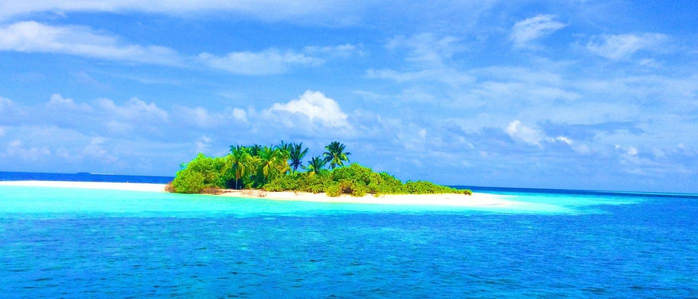 Maldive, atollo, isola, Thilafushi