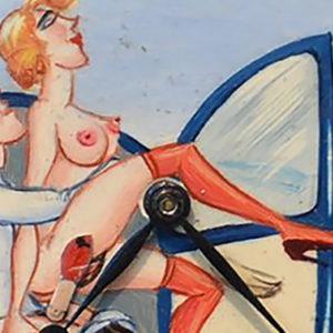 Gli antichi e i moderni orologi erotici