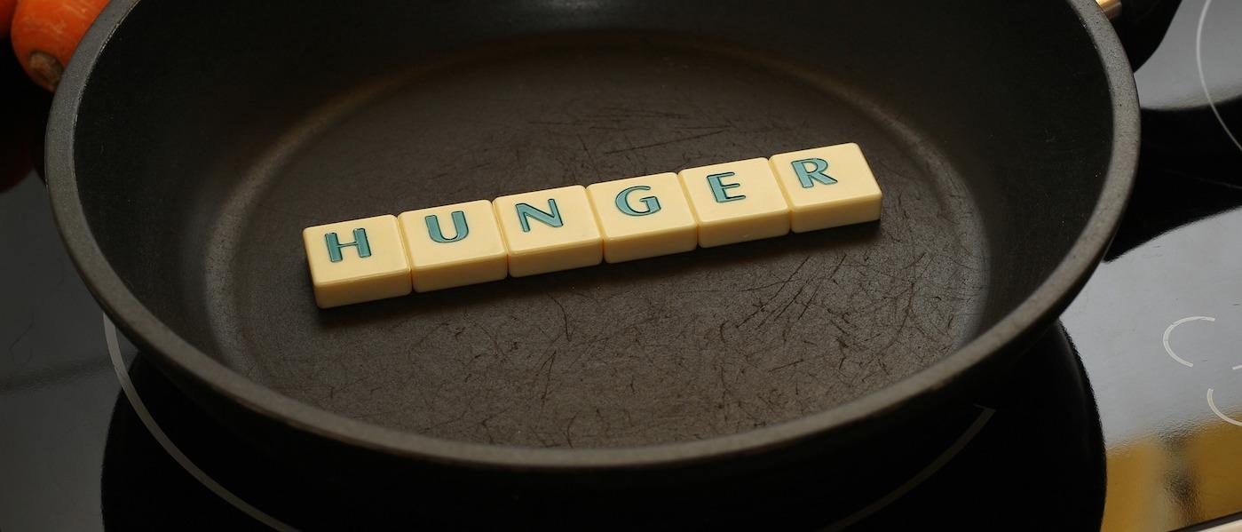 denutrizione, fame