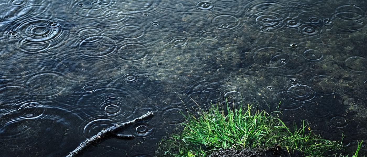 acque meteoriche