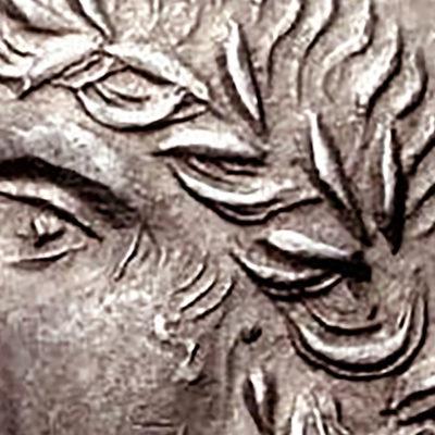 L'immigrazione al tempo dei romani, la prima moneta con la scritta Italia