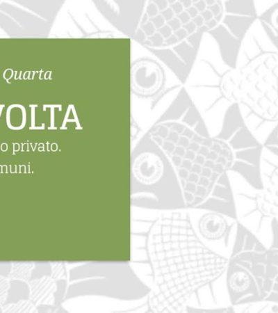 """""""Punto di Svolta"""" per un sistema ecologico del diritto privato"""