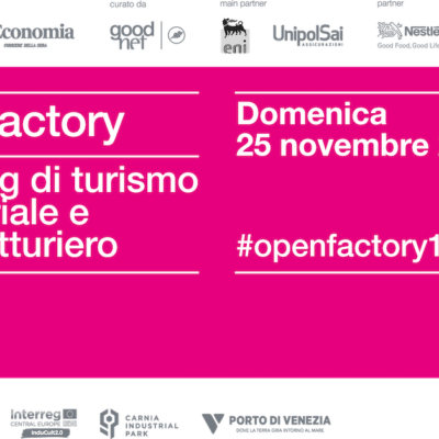 Open Factory: porte aperte delle grandi aziende made in Italy