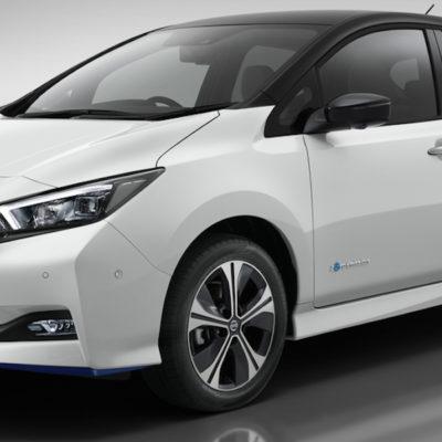 Nissan Leaf: l'auto elettrica più venduta in Europa