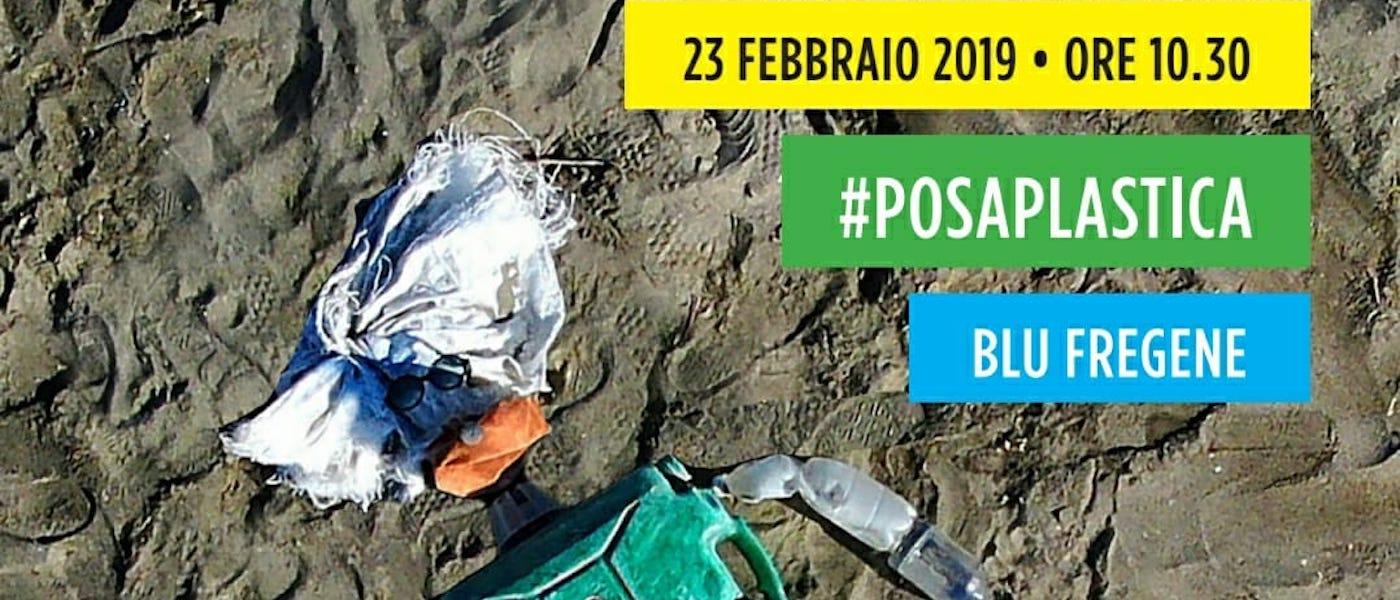 #posaplastica