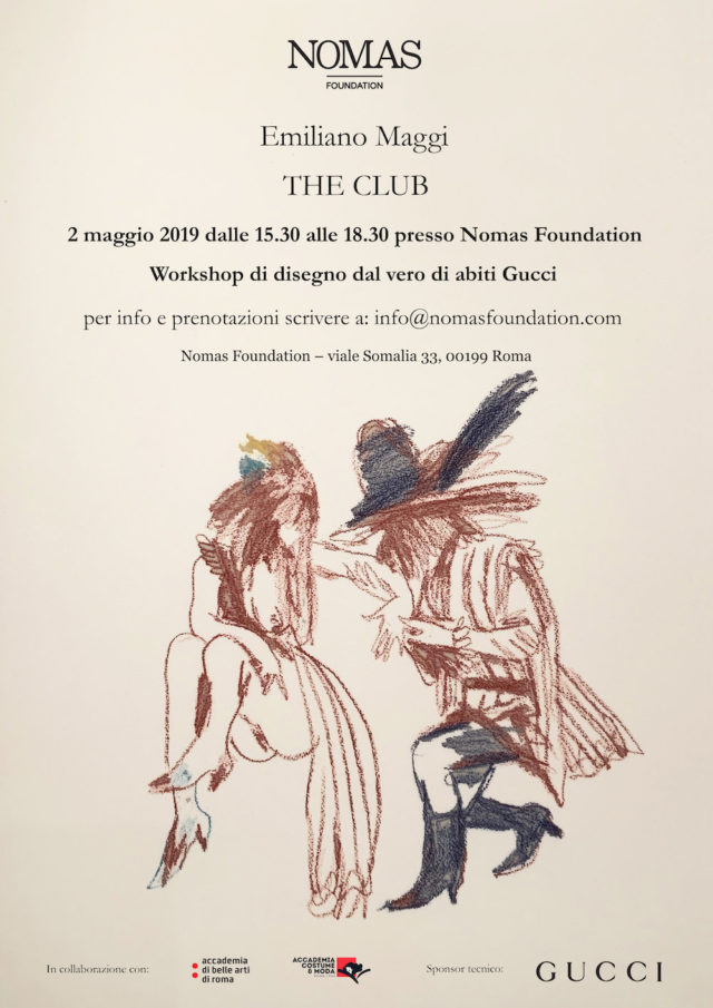 Gucci workshop