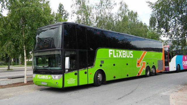 flixbus autobus a idrogeno