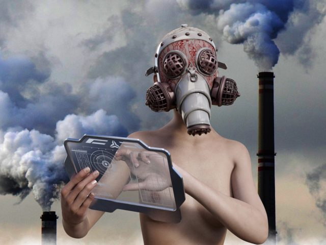 città inquinate