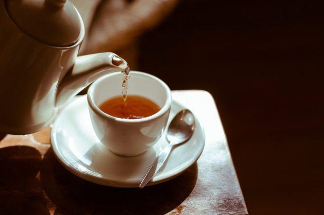 Tè Nero del Verbano