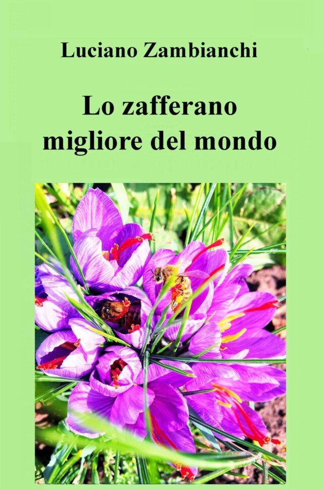 copertina libro zafferano Luciano Zambianchi