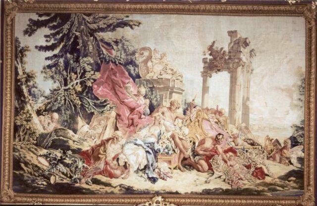 Manifattura di Beauvais, Bacco e Arianna