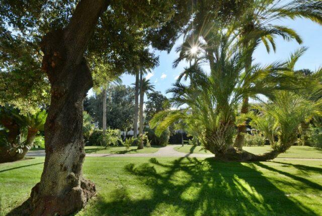 giardini Palazzo del Quirinale